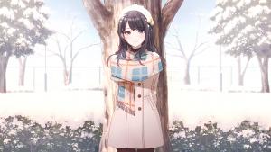 【淡雪の戯れ】風野灯織