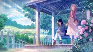 【音、雨、パシャ、リ】櫻木真乃