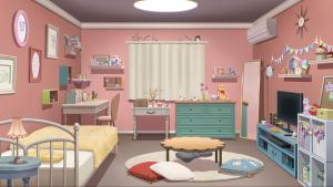 恋鐘の部屋 夜