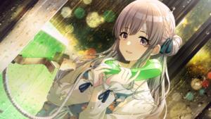 【雨・雨・電・電】幽谷 霧子